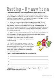 42 free esl paragraph worksheets
