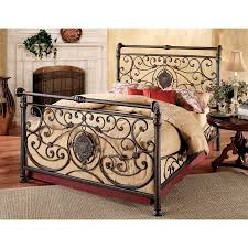 hillsdale mercer sleigh bed walmart com