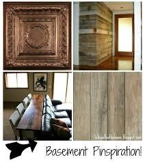 Barn Wood Basement Let U0027s Just Build A House Basement Progress Drywall And The