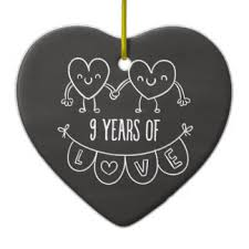 9th wedding anniversary gifts 9 year wedding gift lading for