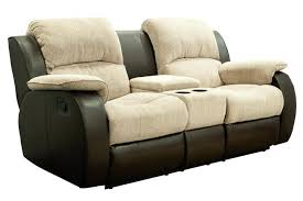 Black Reclining Sofa Recliners Appealing 2 Seater Recliner Sofa For Inspirations 2