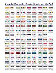 u s military ribbon wear guide medals of america press
