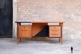 bureau vintage scandinave bureau vintage scandinave rénové en teck gplan bureau vintage