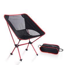 seduta sgabello 5 colori pesca leggero sedia pieghevole professionale seduta