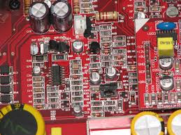 basic amplifier repair
