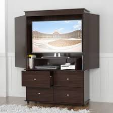 Tv Armoire With Doors And Drawers Tv Stands U0026 Flat Screen Tv Stands You U0027ll Love