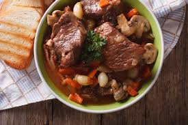 cuisiner un boeuf bourguignon beef bourguignon in eutourism