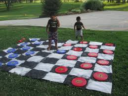 the graber gab giant outdoor checkers