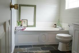 Bathroom Without Bathtub 5 Inexpensive Ways To Update A Bathroom Unexpected Elegance