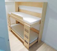 Hand Made Bunk Beds by Double Murphy Bunk Bed For Kids Handmade Charlotte