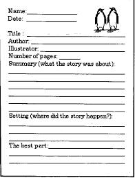 grade book report template 8 book report template 3rd grade printable receipt