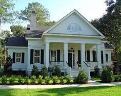 Southern House Cedar River Farmhouse Southern Living House Plans Love