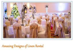 party linen rentals selecting variety of designs party linen rentals for your wedding