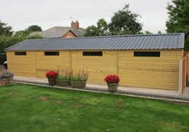 How To Re Roof A Shed With Onduline Corrugated Roofing Sheets by Garden Building Roofing Options Viking Garden Buildings