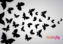 butterfly free vector 11825 free downloads