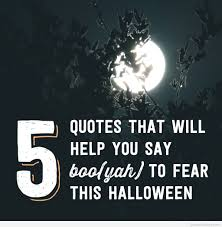 Halloween Poems Quotes Fun Spooky Halloween