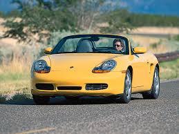 Porsche Boxster 1995 - 2001 porsche boxster image