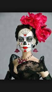 Sugar Skull Halloween Costumes 47 Katrina Sugar Skull Makeup Images Sugar