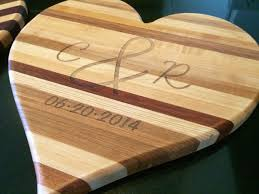 personalized engraved cutting board custom engraved cutting boards mac cutting boards