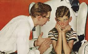 norman rockwell s not but is he a great artist