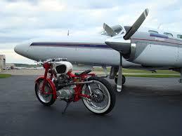 1965 Honda 150 Otomotive Modification Reader Ride Honda Cafe Bobber Er