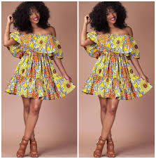 ankara dresses lovely shoulder ankara dresses to add to your wardrobe now