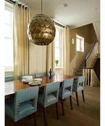 inside marissa and matt hermer u0027s london home dining room table
