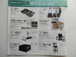costco 2014 thanksgiving savings book