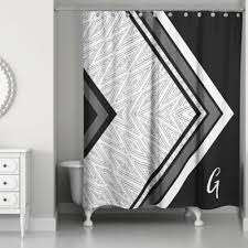 buy black and white curtains from bed bath u0026 beyond