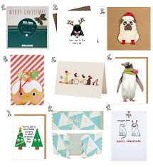 christmas fun and quirky christmas cards vvnightingale