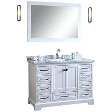48 Single Sink Bathroom Vanity by Newport 48