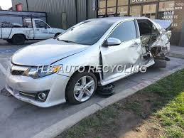 2013 toyota camry se silver parting out 2013 toyota camry stock 3111gy tls auto recycling