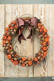Halloween Wreaths For Sale 30 Diy Fall Wreaths We U0027ve Been Dreaming About Southern Living