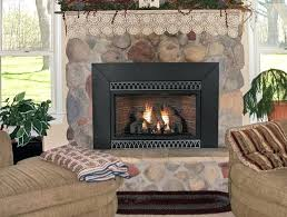 vent free gas fireplace insert style selections vent free gas fireplace insert with remote control