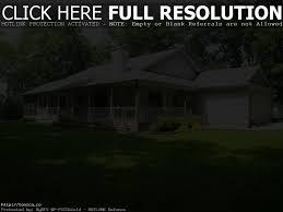 baby nursery single story wrap around porch house plans house