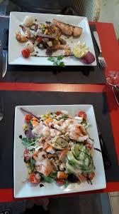 cuisine a la cagne restaurant l azur restaurant 75 promenade de la plage 06800