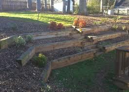 Tiered Backyard Landscaping Ideas Landscape Designpro Earth Landscaping
