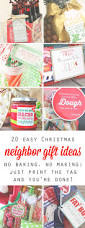 20 quick easy and cheap neighbor gift ideas for christmas it u0027s