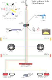 trailer wiring diagram flat best of 7 pin wire wiring diagrams
