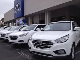hyundai tucson 2014 hyundai tucson fuel cell global sales below target company admits