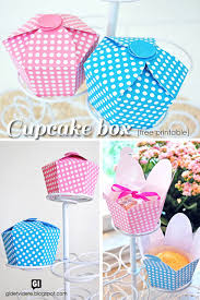 creative diy gift box design ideas with free templates packaging