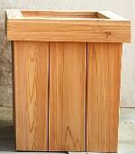 Wooden Planter Box Plans Free by How To Build A Planter Box 17 Free Plans Plans 1 8
