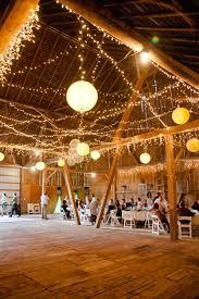 cheap wedding venue ideas 30 indoor barn wedding decor ideas with lights deer