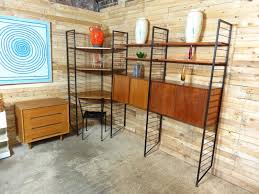 Desk Wall System Eu Vintage Specialise In Retro Vintage 1960s Furniture Teak Retro