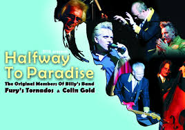 event list of halfway to paradise the billy fury story