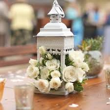 vintage ivory wedding decorations accents