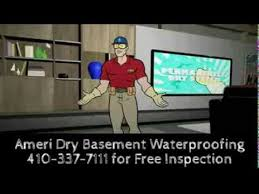 Basement Waterproofing Maryland by Basement Waterproofing Baltimore Md 410 337 7111 Wet Basement