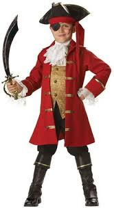 Captain Hook Toddler Halloween Costume Disney Store Pirates Caribbean Captain Jack Sparrow