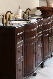 simple bathroom vanity cabinet maintenance and repair