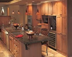Alder Cabinets Kitchen Alderwood Kitchen Cabinets With A Light Stain Millennia Kitchens